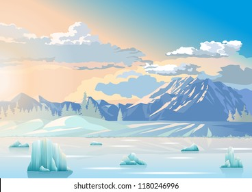 iceberg ocean ice arctic polar freeze sea frost cold cool winter mountain frozen island tourism travel iceland snow blizzard pine