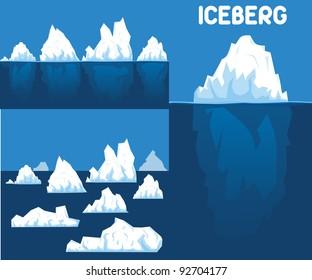 Iceberg set