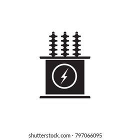 an icon about electrical voltage resistance
