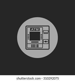 icon of atm