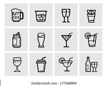icon beverage