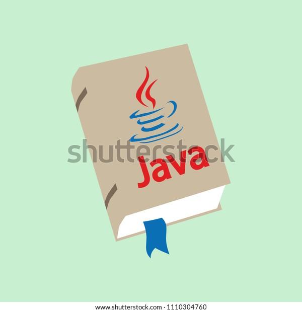 Image Vectorielle De Stock De De Livres Sur La Programmation