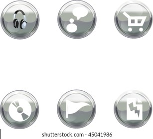 icon buttons