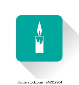 icon of candle