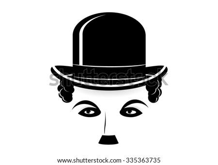 icon Charlie Chaplin Charlie