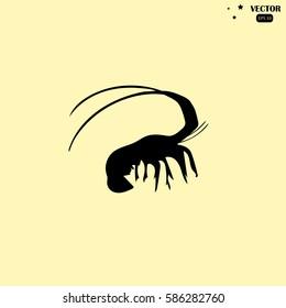 Icon crayfish