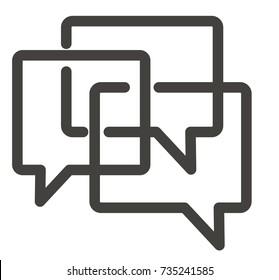 icon dialog