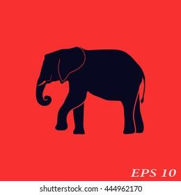 Icon elephant.