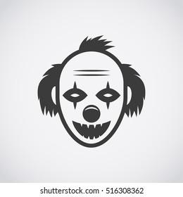 Icon Evil clown