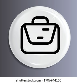 An icon of a file holder that symbolizes for carrying. Can be named as a symbol of briefcase too.