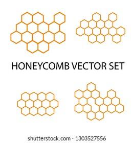 Icon honeycomb set