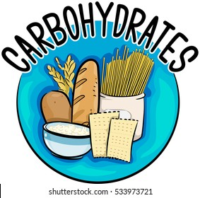 Carbohydrates Images, Stock Photos & Vectors | Shutterstock