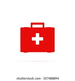 Icon kits, first aid.