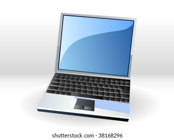 Icon of the laptop