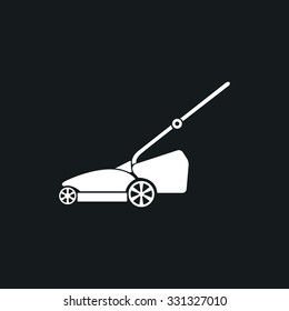 Icon lawn mower.