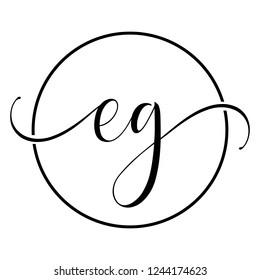 eg icon logo