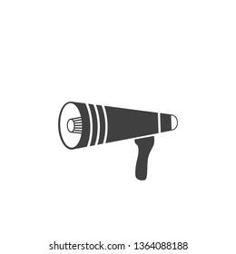 Icon megaphone Single Icon