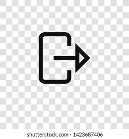 icon from miscellaneous collection for mobile concept and web apps icon. Transparent outline, thin line  icon for website design and mobile, app development