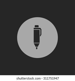 icon of pen