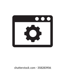 icon of program window