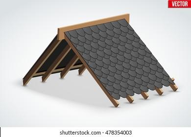 Cartoon Roof Images Stock Photos Vectors Shutterstock