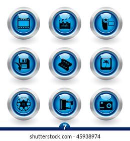 Icon series 7 - travel
