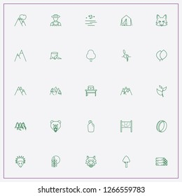 icon set about forest with keywords timber, plant root and tree
