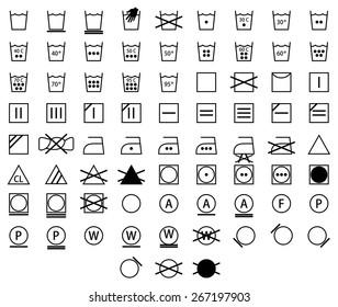 Imágenes, fotos de stock y vectores sobre Clothing Laundry