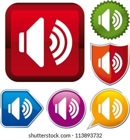 icon speaker