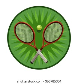 Icon sport tennis