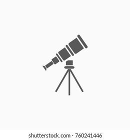 Icon Of telescope.
