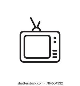 icon television vintage