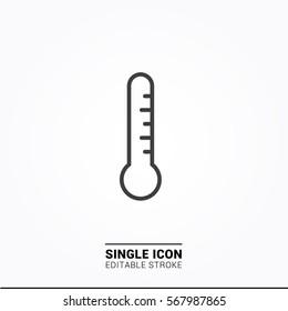 Icon thermometer icon graphic designs