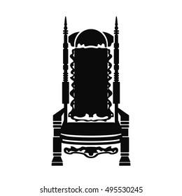 icon throne