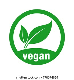icon for vegan food