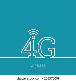 Icon Wireless 4g.