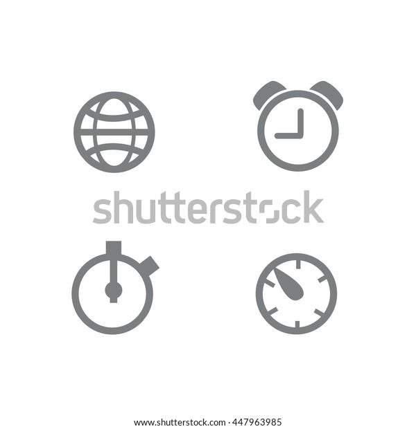 icons alarm