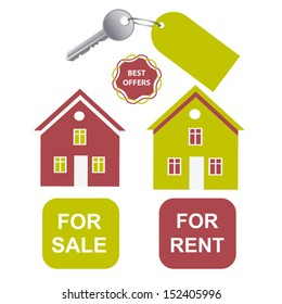 icons for building sale