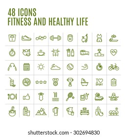 Icons Fitness and Yoga