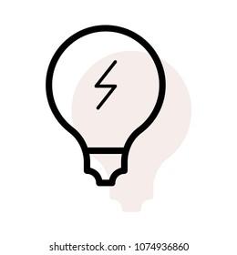 idea creativity light
