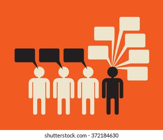 idea generator talking to people