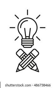 idea icon vector eps10 eps jpg flat app web art