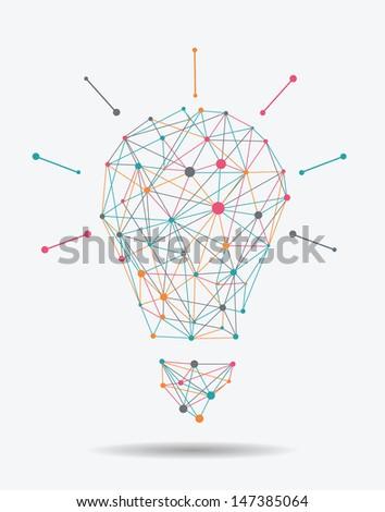 Light Bulbs Diagram