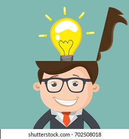 Cartoon Lightbulb Images, Stock Photos \u0026 Vectors