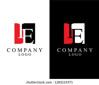 ie/ei initials letter company logo design for buildings/landmarks or any brand identity