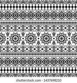 Aztec Border Images, Stock Photos & Vectors | Shutterstock