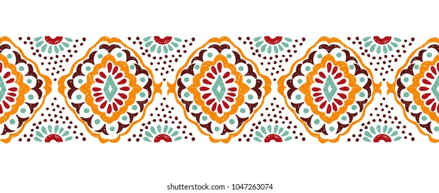 Indian Embroidery Images Stock Photos Vectors Shutterstock