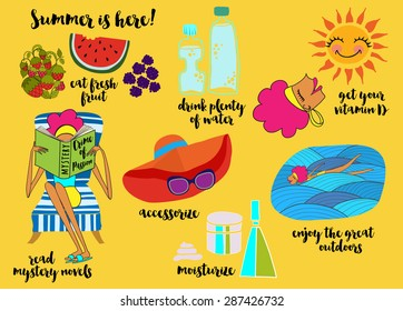 Tips summer images health Fun in