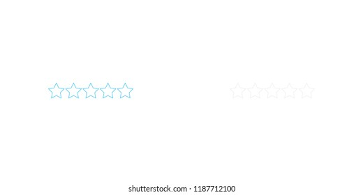 An Illustrated Icon Isolated on a Background - 0 Star Rating