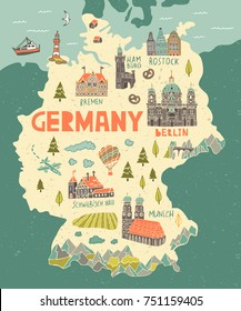 Map Of Germany Mountains.Imagenes Fotos De Stock Y Vectores Sobre Germany Map Mountains